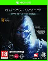 Warner Bros Middle-Earth: Shadow of Mordor Game of the Year Edition