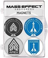 Dark Horse Mass Effect: Andromeda - Magnet 4 Pack