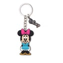 Difuzed Disney - Minnie Mouse Rubber Keychain