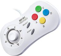 SNK Neo Geo Mini Pad (White)