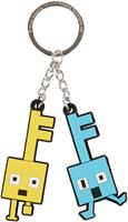 J!NX Minecraft Dungeons - Keys on a Chain Keychain