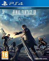 Square Enix Final Fantasy XV Day 1 Edition