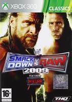 THQ WWE Smackdown vs Raw 2009 (classics)