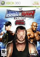 THQ WWE Smackdown vs Raw 2008