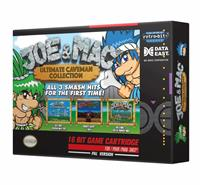 Retro-Bit Joe & Mac Ultimate Caveman Collection