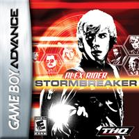 Nintendo Alex Rider Stormbreaker