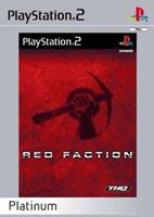 THQ Red Faction (platinum)