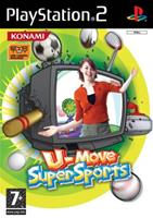 Konami U-Move Super Sports