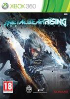Konami Metal Gear Rising Revengeance