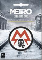 Gaya Entertainment Metro Exodus - Spartan Logo Rubber Patch