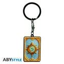 Abystyle Hearthstone Cardback Metal Keychain