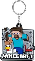 J!NX Minecraft - Mobs Group Keychain