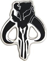 Paladone Star Wars The Mandalorian Enamel Pin Badge - Krybes Symbol