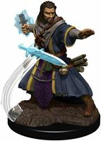 WizKids Dungeons & Dragons Icons of the Realms - Human Male Wizard Premium Figure