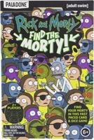 Paladone Rick and Morty - Find the Morty Card Game