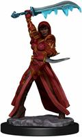 WizKids Dungeons & Dragons Icons of the Realms - Human Female Rogue Premium Figure