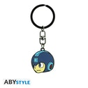 Abystyle Megaman - Megaman's Head Metal Keychain