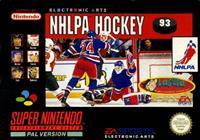 Electronic Arts NHLPA Hockey '93