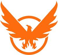 J!NX The Division 2 - Phoenix on Board Decal