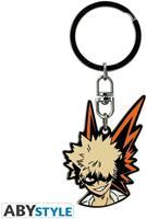 Abystyle My Hero Academia - Bakugo Metal Keychain