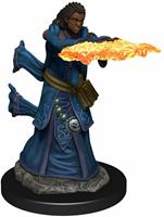 WizKids Dungeons & Dragons Icons of the Realms - Human Female Wizard Premium Figure