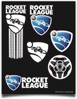 J!NX Rocket League - Brand Sticker Sheet