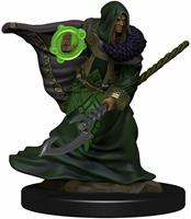 WizKids Dungeons & Dragons Icons of the Realms - Elf Male Druid Premium Figure