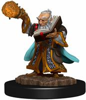 WizKids Dungeons & Dragons Icons of the Realms - Gnome Male Wizard Premium Figure