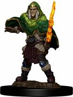 WizKids Dungeons & Dragons Icons of the Realms - Elf Male Wizard Premium Figure
