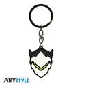 Abystyle Overwatch - Genji Metal Keychain