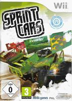 Nordic Games Sprint Cars (zonder handleiding)