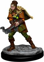 WizKids Dungeons & Dragons Icons of the Realms - Human Female Ranger Premium Figure