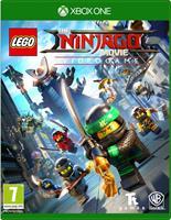 Warner Bros LEGO The Ninjago Movie Game