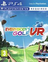 Sony Interactive Entertainment Everybody's Golf VR (PSVR Required)