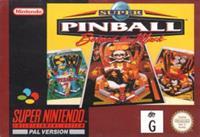 Nintendo Super Pinball