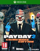 505 Games Payday 2 Crimewave Edition
