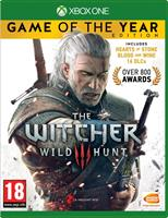 Bandai Namco The Witcher 3 Wild Hunt Game of the Year Edition