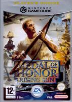 Electronic Arts Medal of Honor Rising Sun (player's choice)
