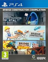 Deep Silver Bridge Constructor Compilation