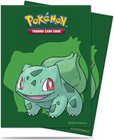 Ultra Pro Pokemon TCG Bulbasaur Deck Protector Sleeves