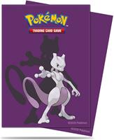 Ultra Pro Pokemon TCG Mewtwo Deck Protector Sleeves