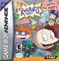 THQ Rugrats I Gotta go Party