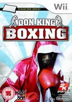 2K Games Don King Prizefighter Boxing