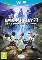 Disney Interactive Epic Mickey 2 The Power of Two