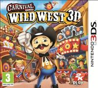 2K Games Carnival Wild West 3D