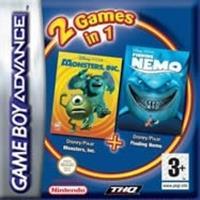 Monsters En Co.+ Finding Nemo