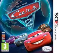 Disney Interactive Cars 2 the Movie