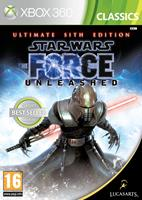 Lucas Arts Star Wars The Force Unleashed (Ultimate Sith Edition) (classics)