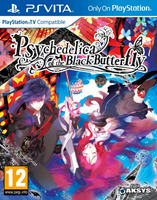 Aksys Games Psychedelica of the Black Butterfly