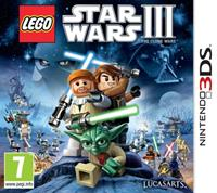 Lucas Arts LEGO Star Wars 3 The Clone Wars